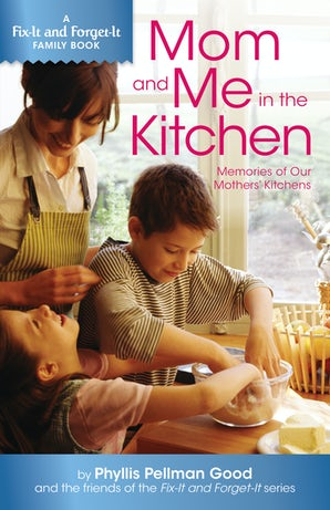 Mom and Me in the Kitchen book image