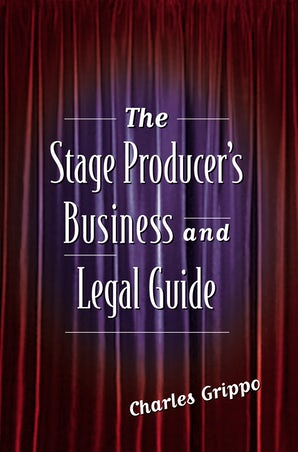 The Stage Producer's Business and Legal Guide book image