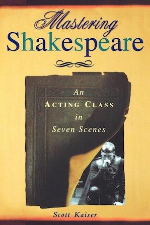 Mastering Shakespeare book image