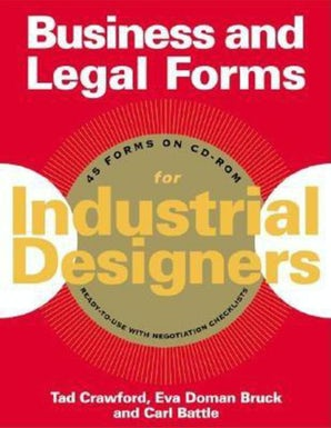 Business and Legal Forms for Industrial Designers book image