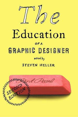 The Education of a Graphic Designer book image