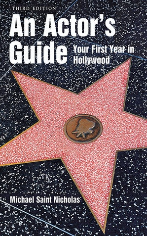 An Actor's Guide--Your First Year in Hollywood book image