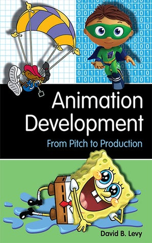 Animation Development book image