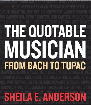 The Quotable Musician book image