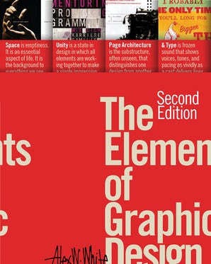 The Elements of Graphic Design book image