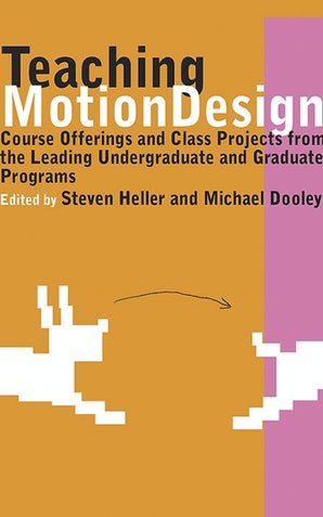 Teaching Motion Design book image