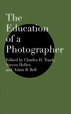 The Education of a Photographer book image