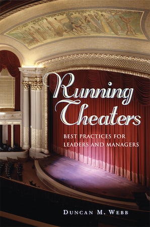 Running Theaters book image