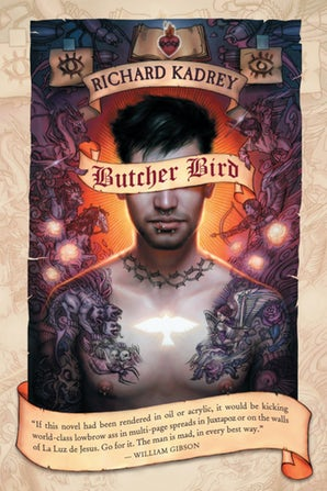 Butcher Bird book image