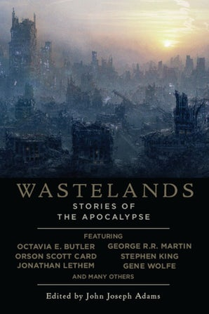 Wastelands book image