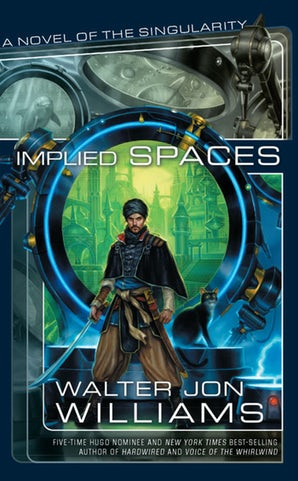 Implied Spaces book image