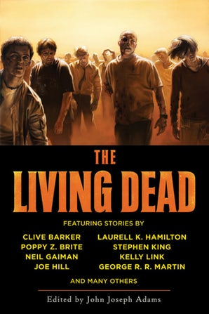 The Living Dead book image