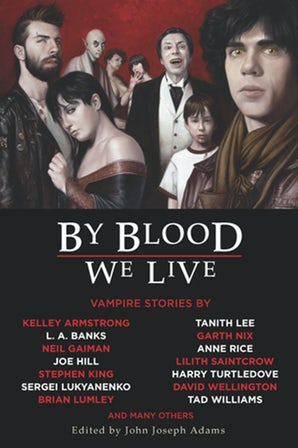 By Blood We Live book image