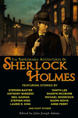 The Improbable Adventures of Sherlock Holmes book image