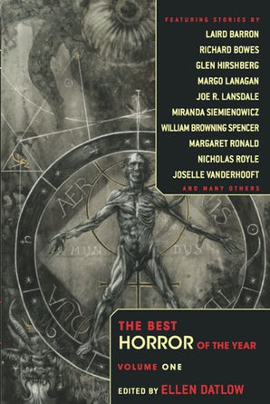 The Best Horror of the Year Volume 1 book image