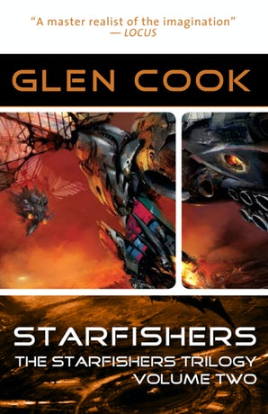 Starfishers book image