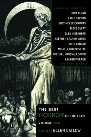 The Best Horror of the Year Volume 2 book image