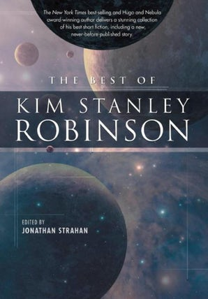The Best of Kim Stanley Robinson book image
