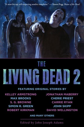 The Living Dead 2 book image