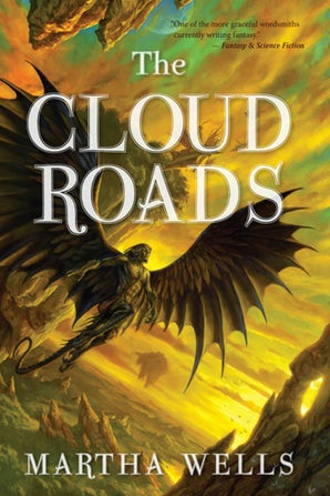 The Cloud Roads book image