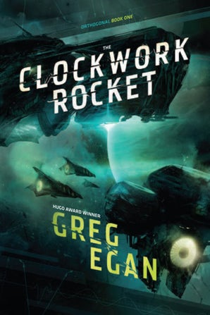 The Clockwork Rocket book image