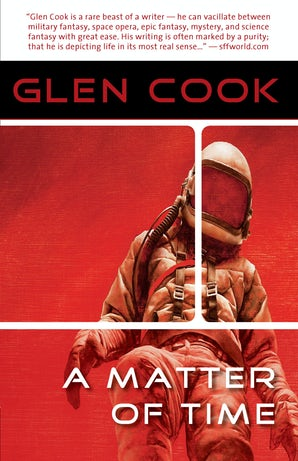 A Matter of Time book image