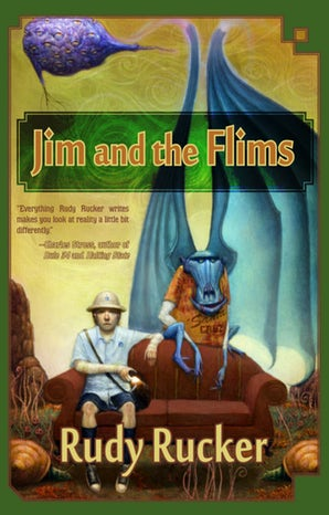 Jim and the Flims book image