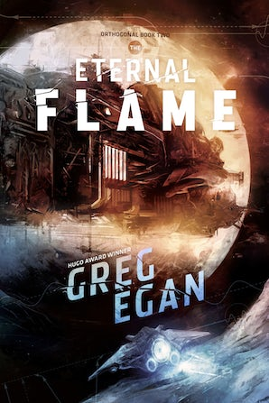 The Eternal Flame book image
