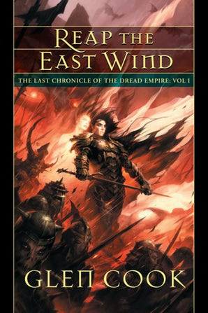 Reap the East Wind book image