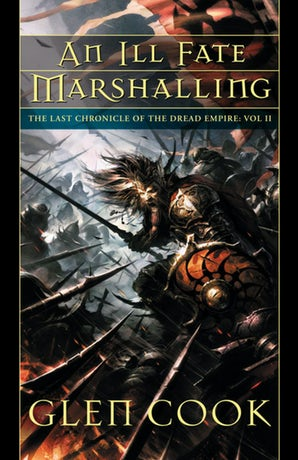 An Ill Fate Marshalling book image