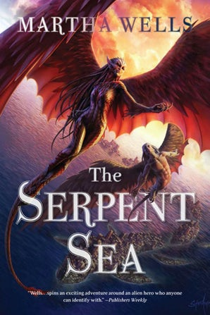 The Serpent Sea book image