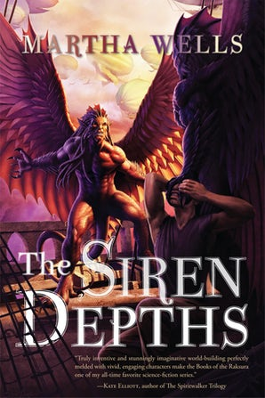 The Siren Depths book image