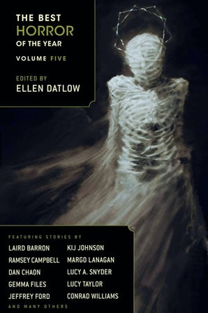 The Best Horror of the Year Volume Five book image