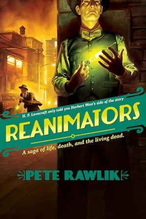 Reanimators book image