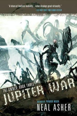 Jupiter War book image