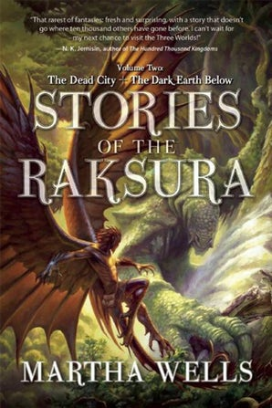 Stories of the Raksura book image
