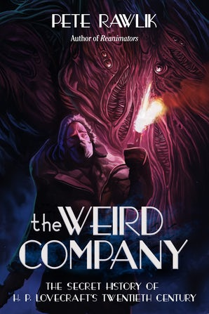 The Weird Company book image