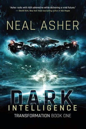 Dark Intelligence book image