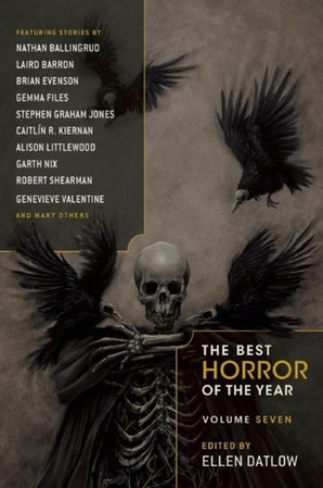 The Best Horror of the Year Volume Seven book image