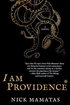 I Am Providence book image
