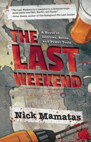 The Last Weekend book image