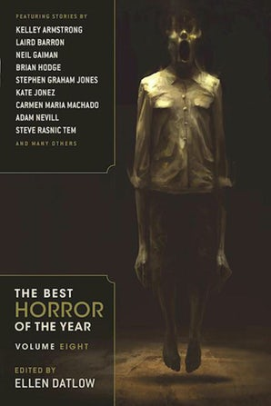 The Best Horror of the Year Volume Eight book image