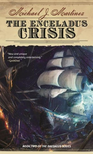 The Enceladus Crisis book image