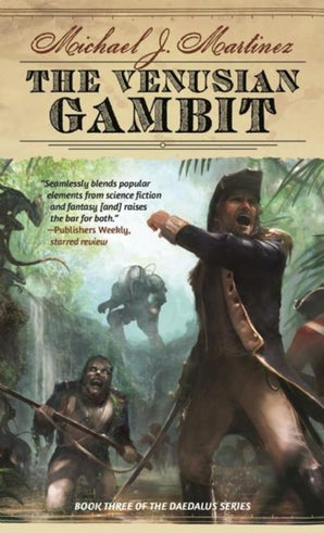 The Venusian Gambit book image