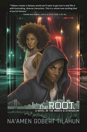 The Root book image