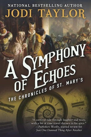 A Symphony of Echoes book image