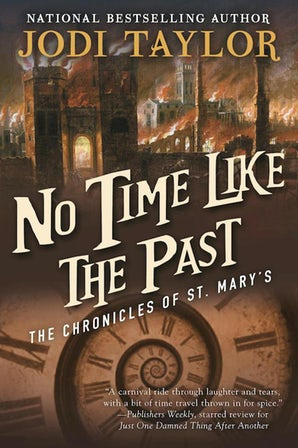 No Time Like the Past book image
