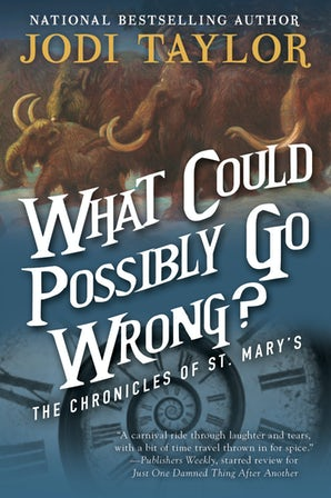 What Could Possibly Go Wrong? book image