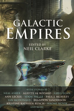Galactic Empires book image