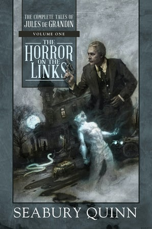 The Horror on the Links book image